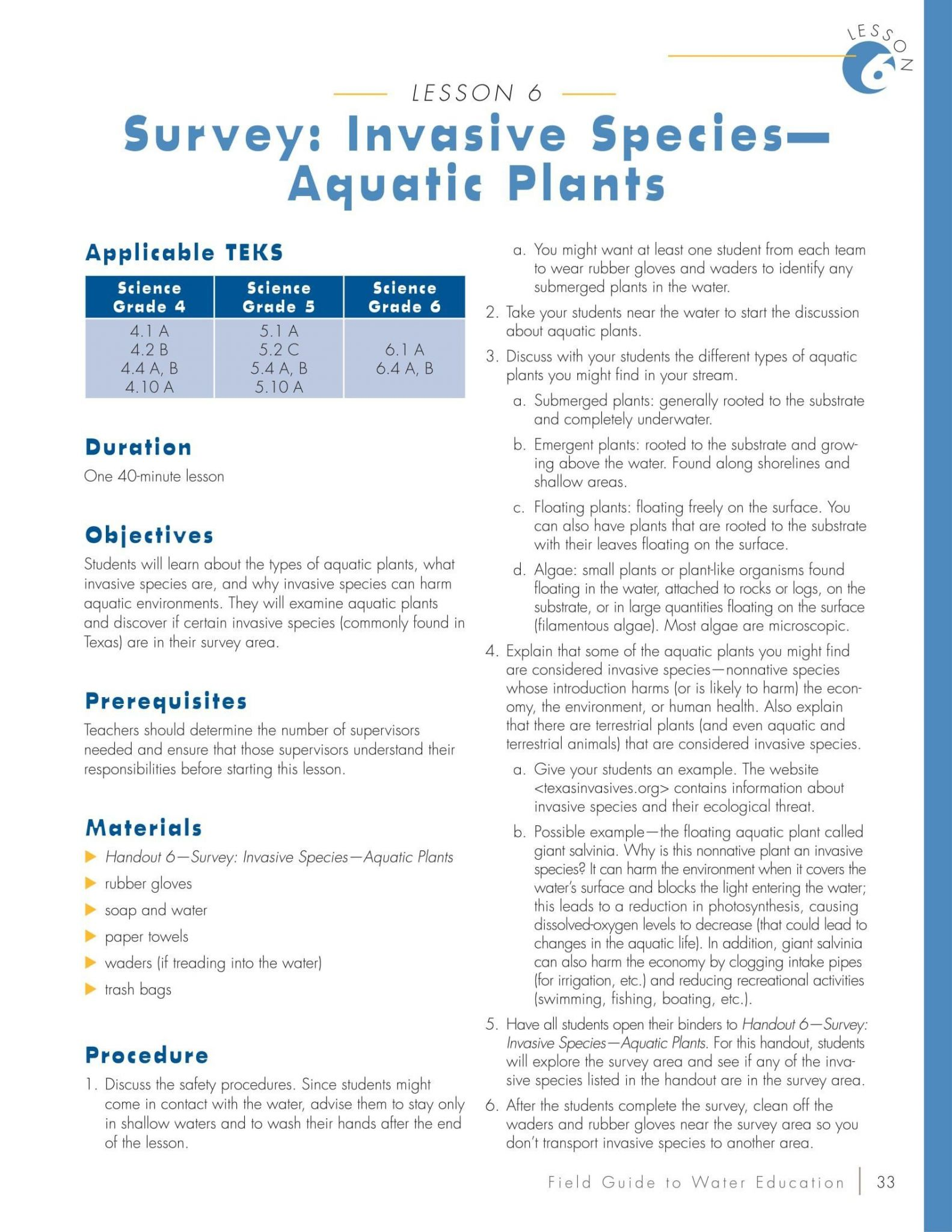 Pollution Vocabulary Worksheet