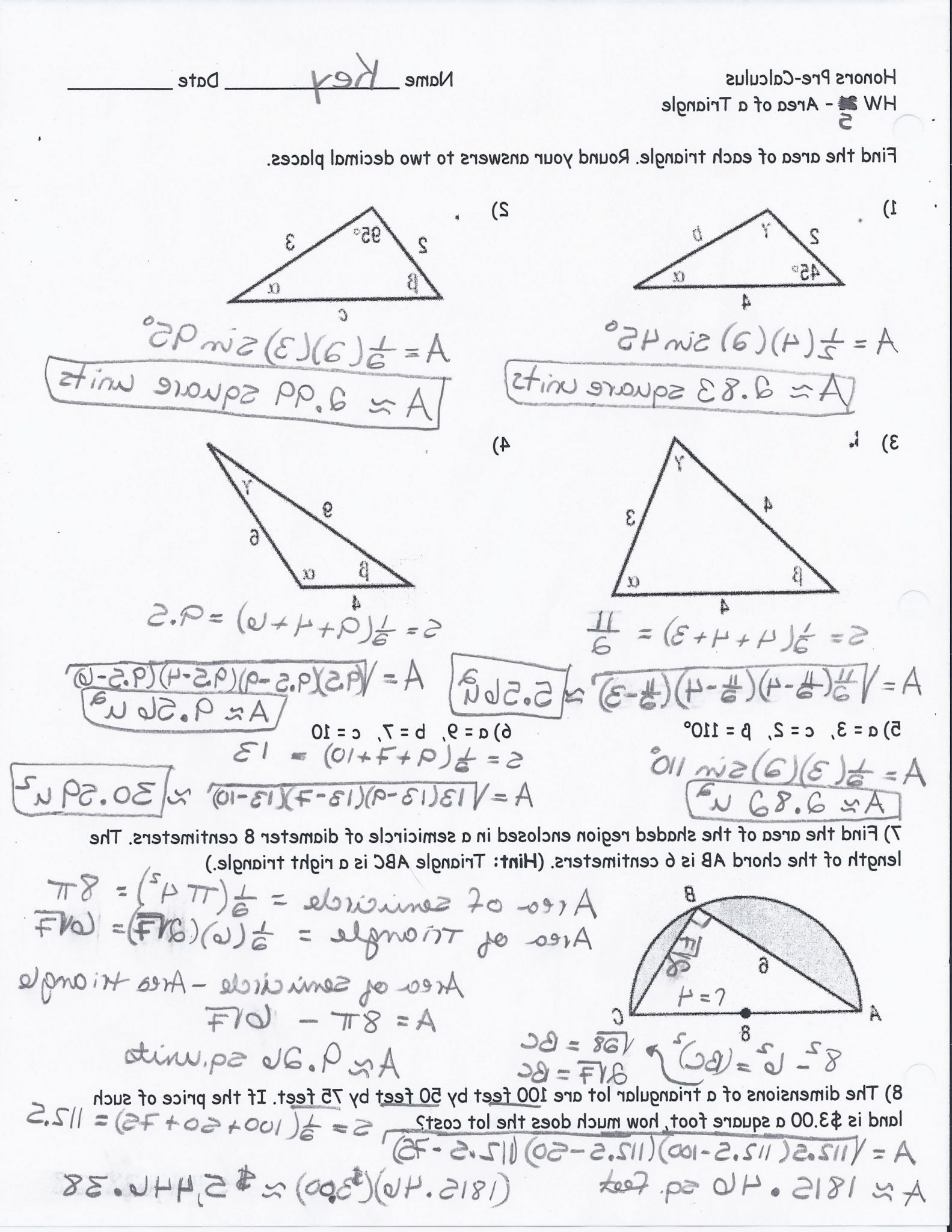 Proving Trigonometric Identities Worksheet With Answers
