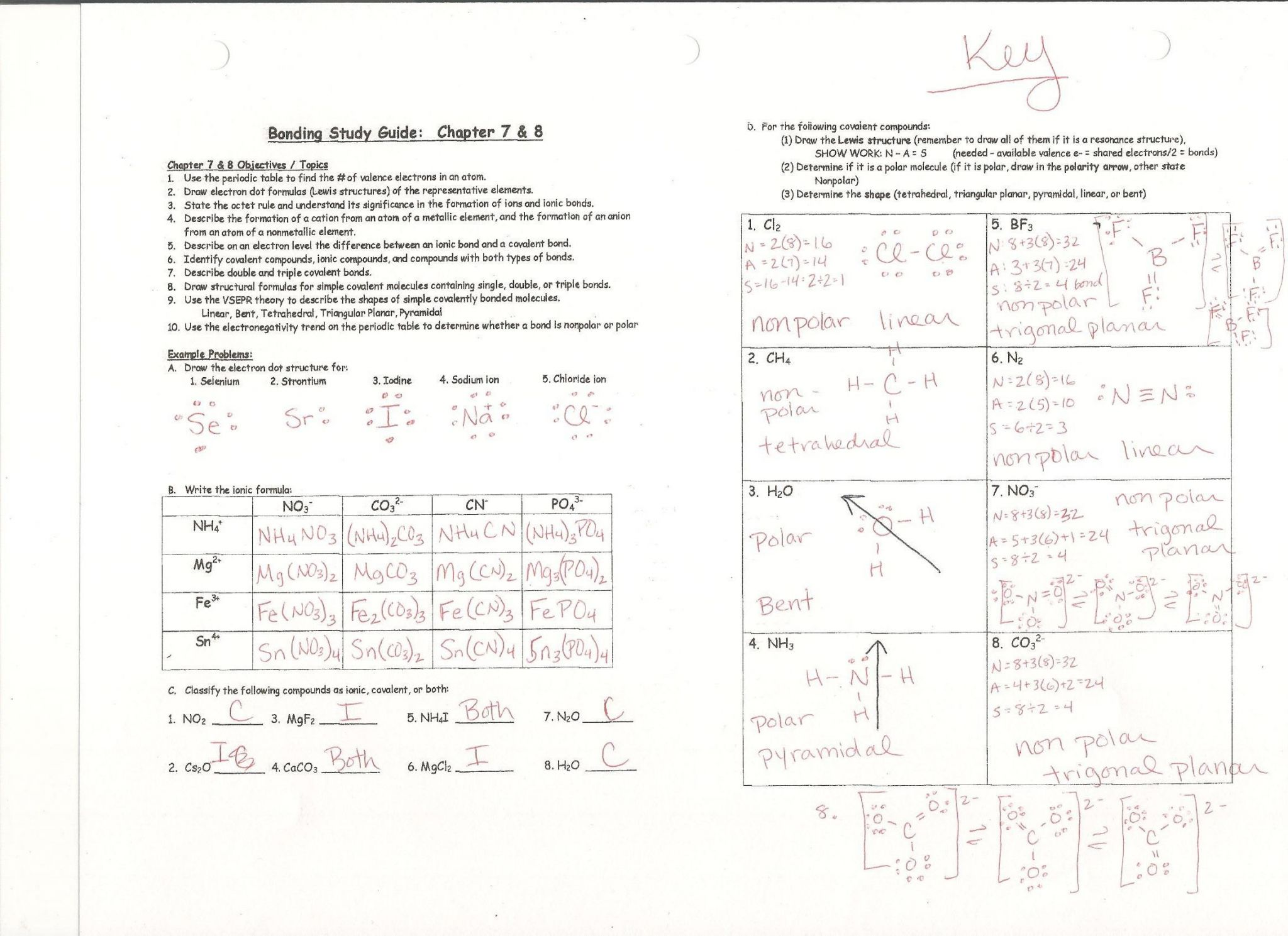 Simple And Compound Interest Practice Worksheet Answer Key