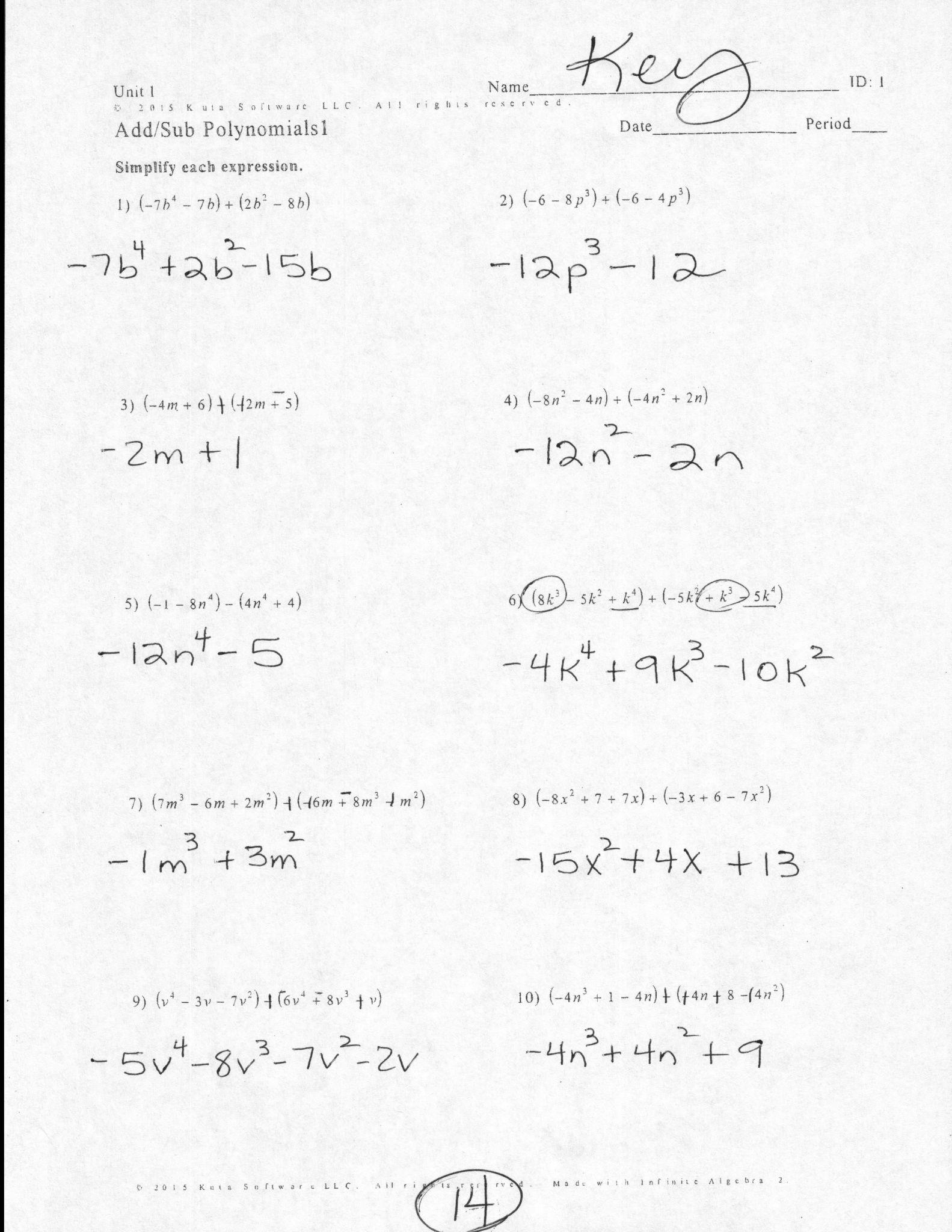 Worksheet Simplifying Radicals Review