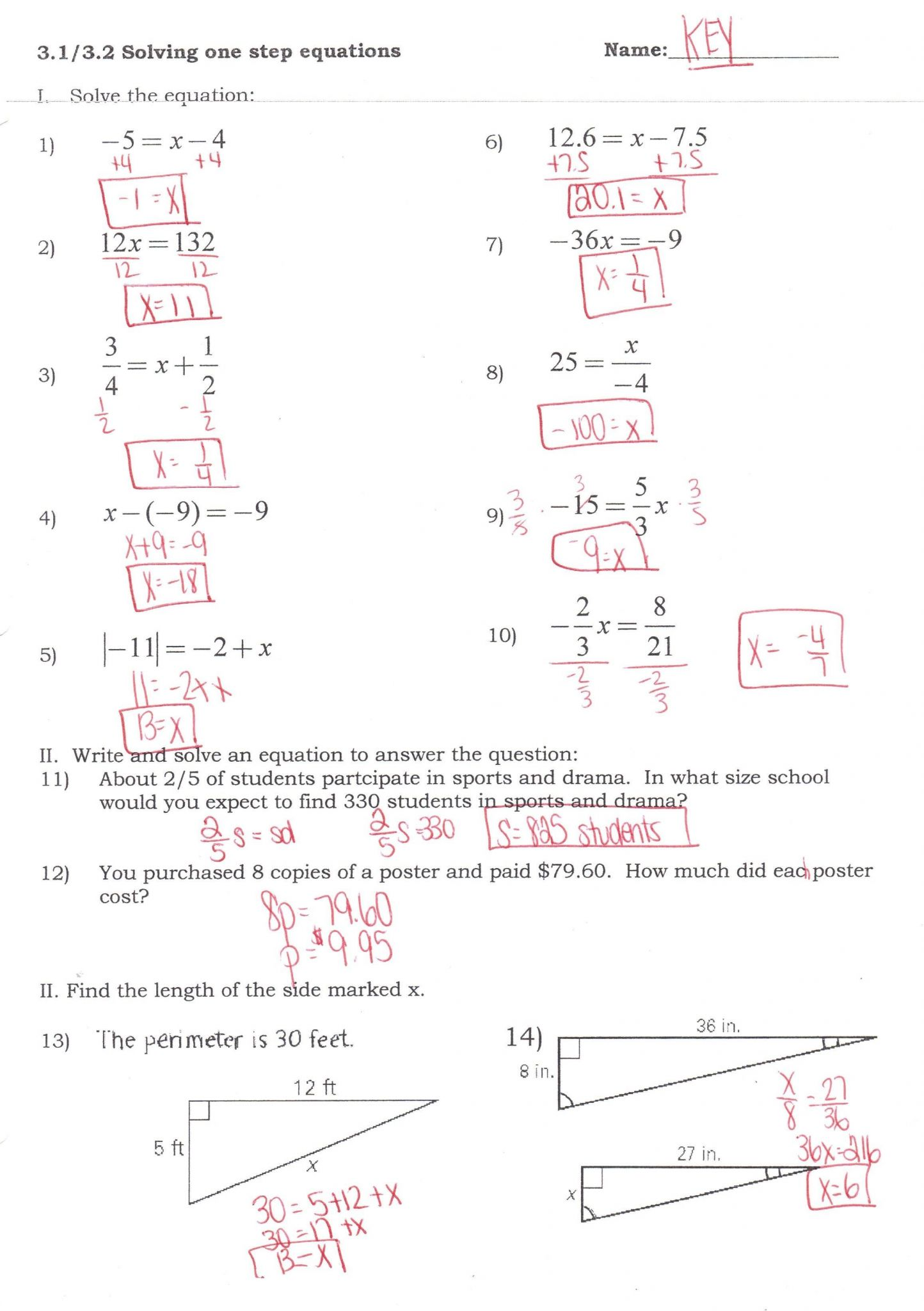 Solving And Graphing Inequalities Worksheet Answers