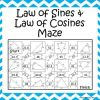 Smart Law Cosines Worksheet Luxury New Law Sines Worksheet Best Law Cosines Worksheet & Law