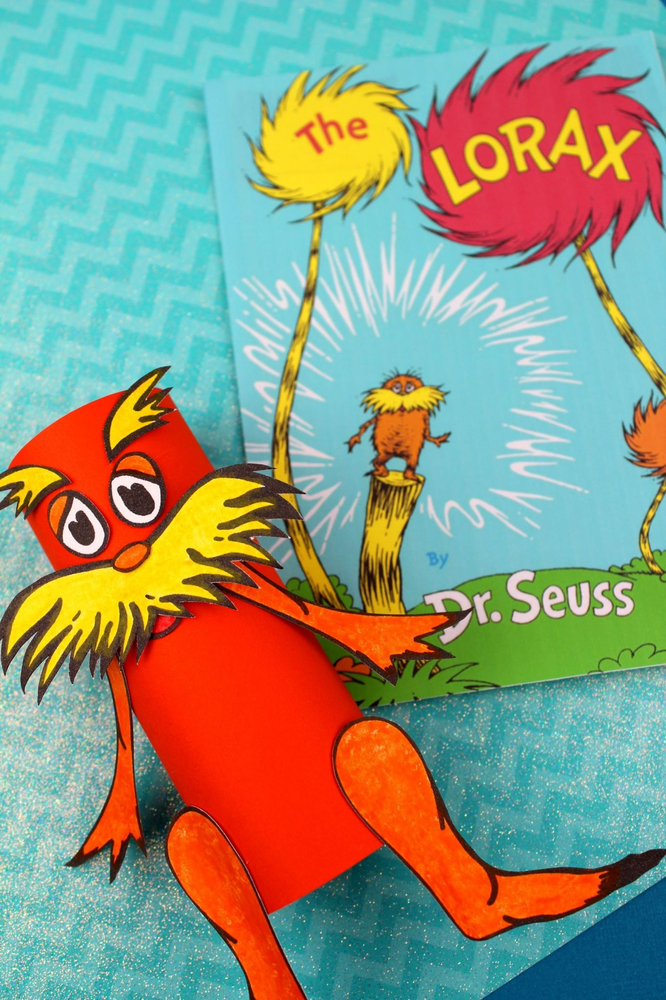 The Lorax By Dr Seuss Worksheet