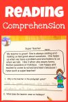prehension worksheet for year 2 fresh reading prehension passages pinterest of prehension worksheet for year 2