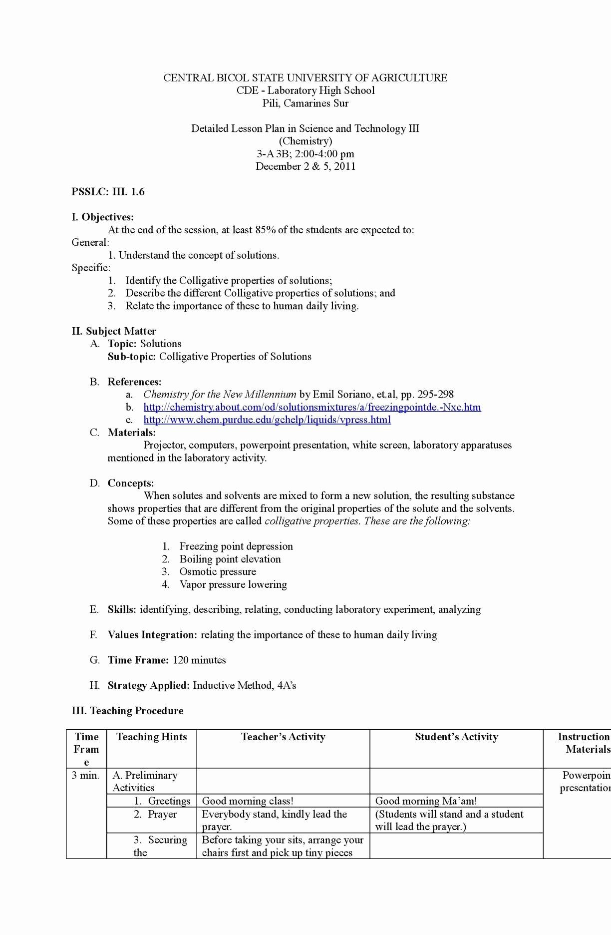 Topographic Map Worksheet Answer Key