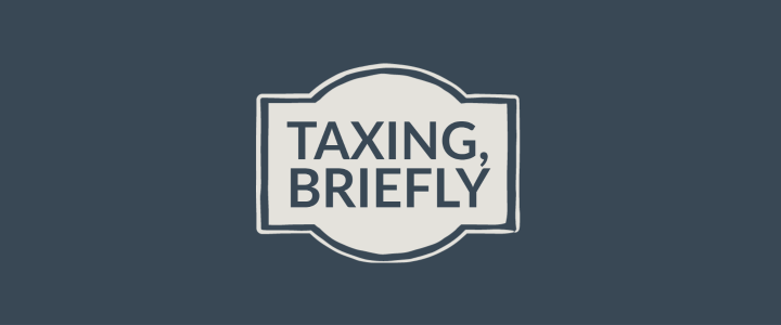 Read more about the article The 2021 Child Tax Credit – Taxing, Briefly
