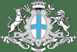Das Wappen der Stadt Marseille [1]