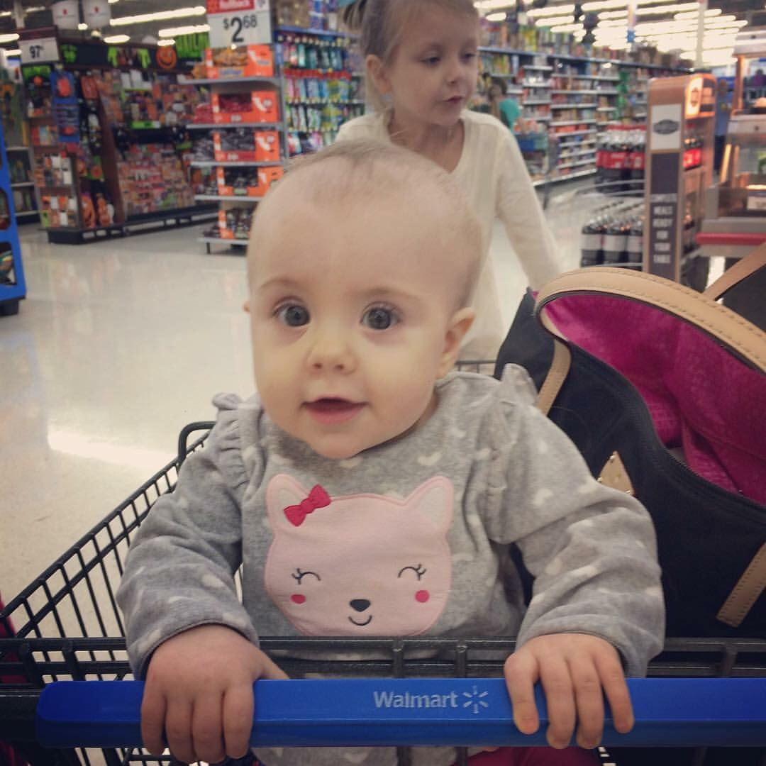 How My Kid Reacted When I Yelled at Her in the Store - Brie Gowen