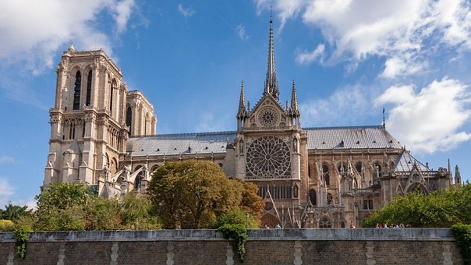 La Fondation Crédit Agricole se mobilise pour la reconstruction de Notre-Dame de Paris
