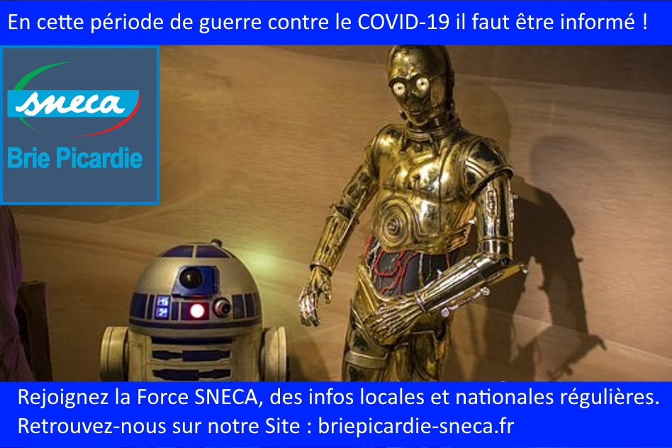 Le SNECA en guerre contre le COVID-19