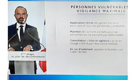 Déconfinement : Que faut-il retenir des mesures annoncées par Edouard Philippe ?