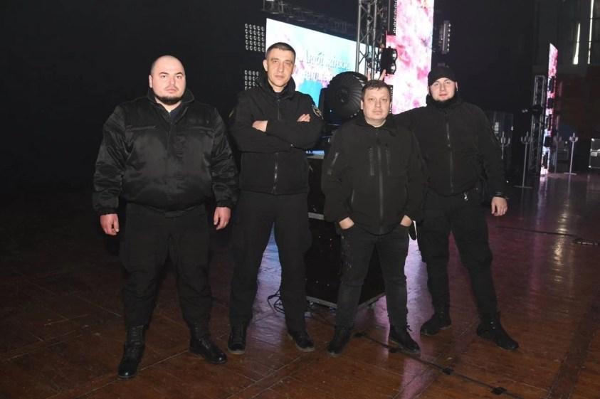 Охранная фирма Харьков
