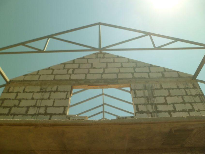 Строительство домов и дач из газобетона и ракушняка в Крыму