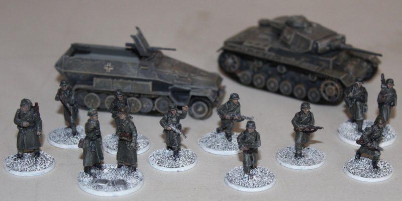 Armoured Bears
