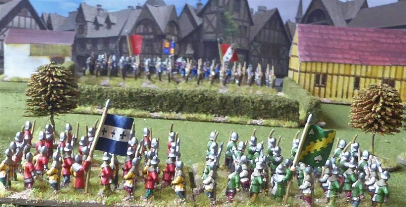 Wars of the Roses: First Battle of St Albans – May 1455