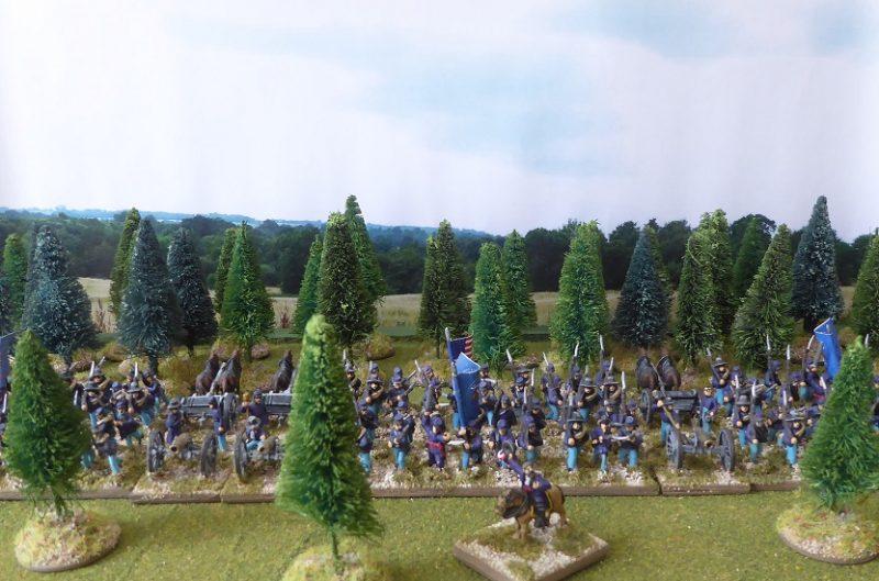 The Battle of Upsheet Creek – An American Civil War Game