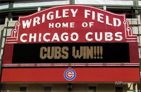 Chicago Cubs headed to first World Series since 1945