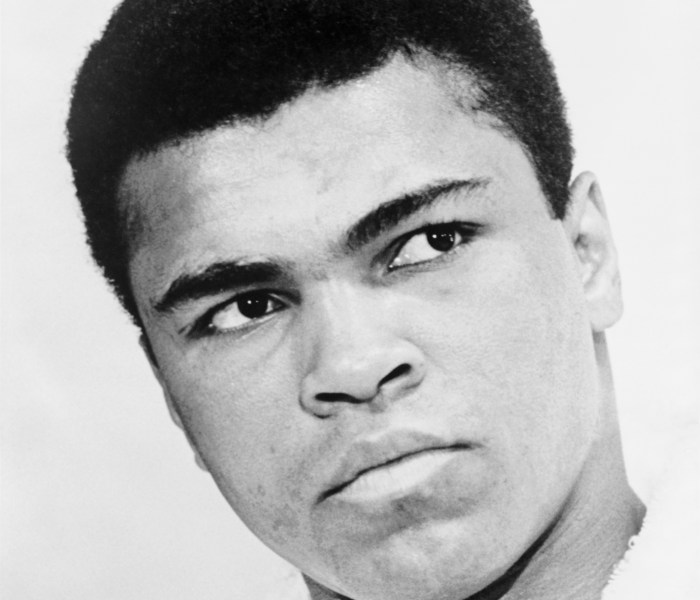 Minimalism & Muhammad Ali: A Lesson from The Champ