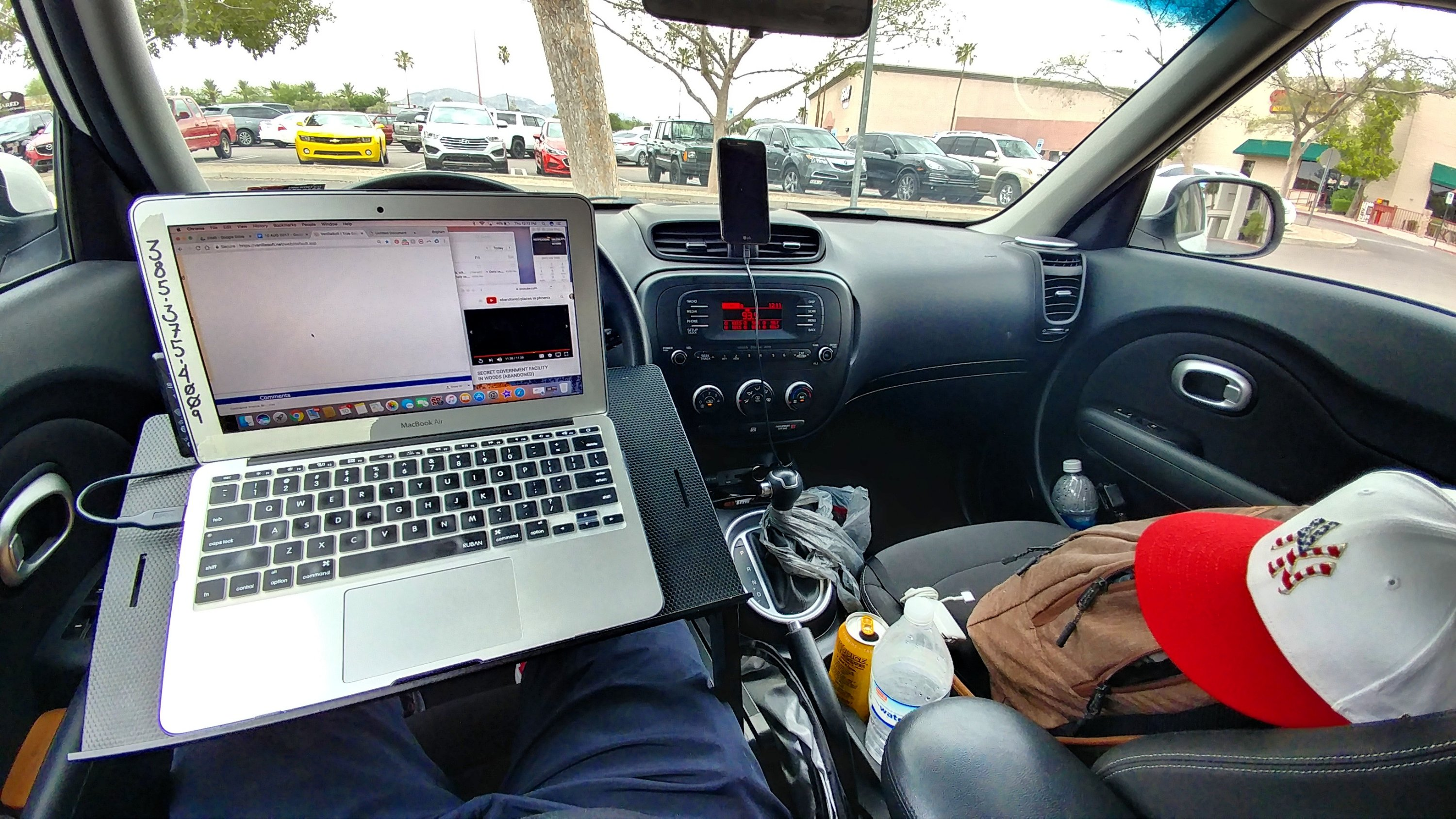The Challenges of Mobile Work: Part 1