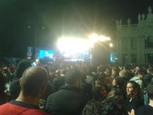 25° Concertone del Primo Maggio, Roma