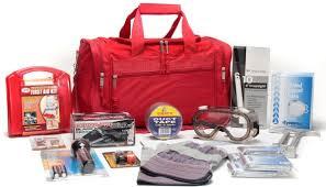 Emergency Preparedness - Assemble Disaster Supply Kits