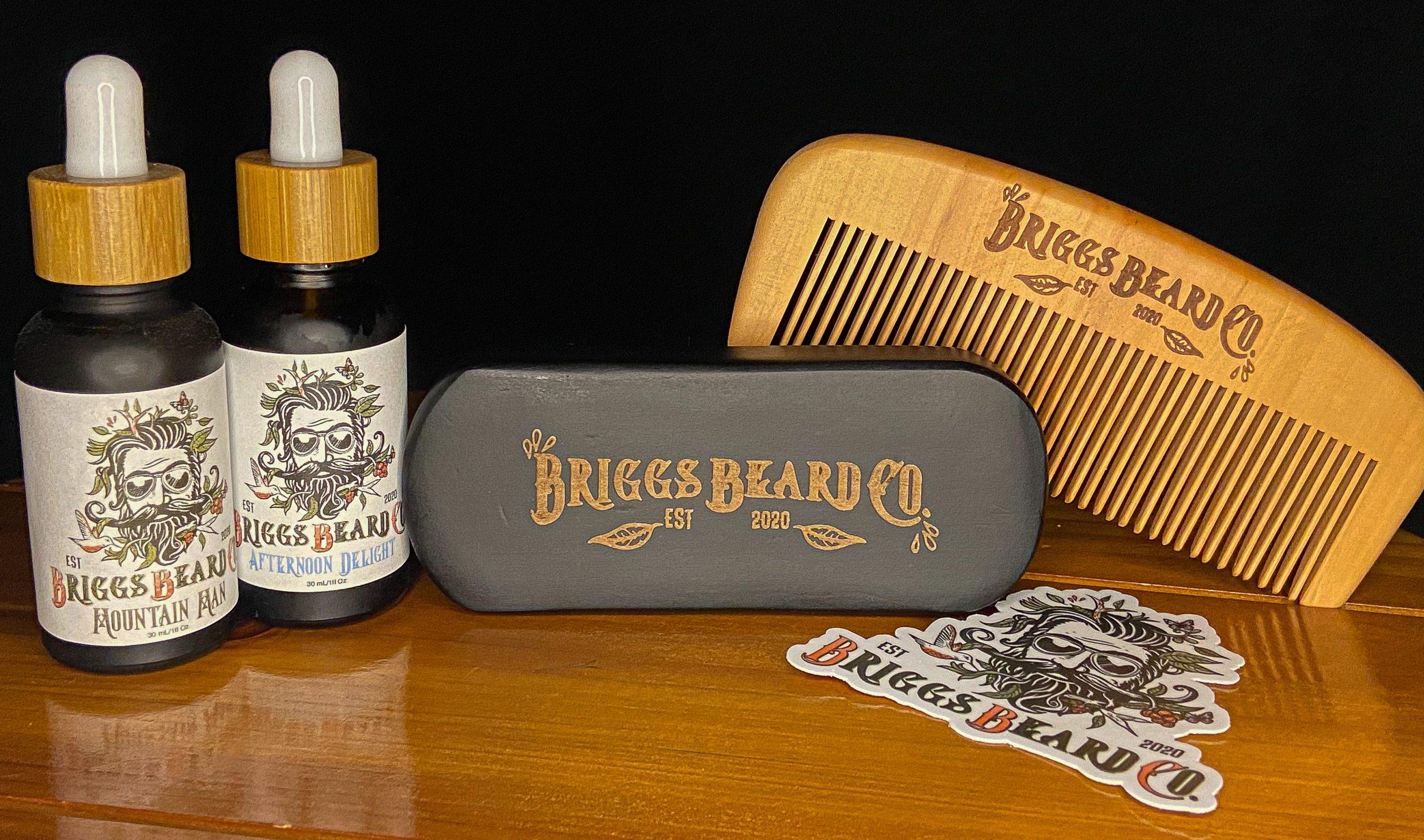Briggs Beard Care Bundle
