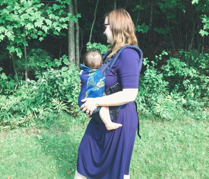 A Comfortable Carrier For Both Baby and Parent