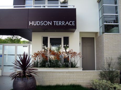 The new designs at Hudson Terrace are a welcome sight giving the neighborhood a feeling of nice, organic evolution