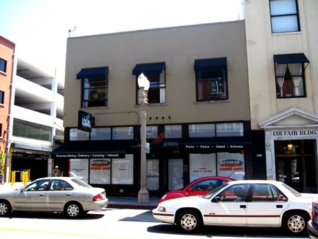 Mama Eddas Pizza will take over the former Mannys Pizza space