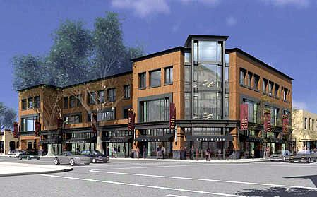 New 3 Story Mixed Use Project Proposed For Old Pasadena