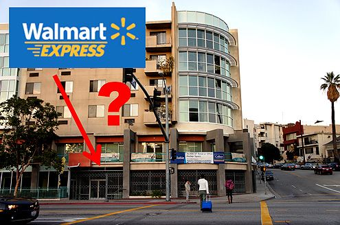 What Does Walmart Express Carry