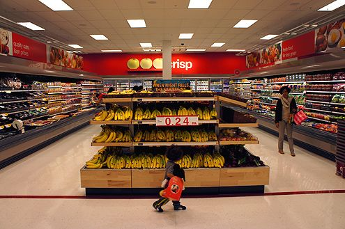 New city target now open at figat7th in downtown la dtla for What grocery stores are open today