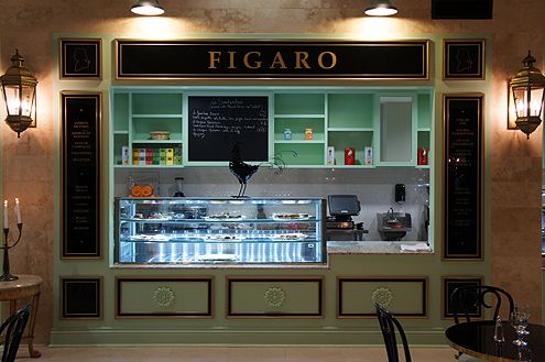 The new French bistro, Figaro, is now open on Broadway, helping to revitalize LA's most historically significant thoroughfare
