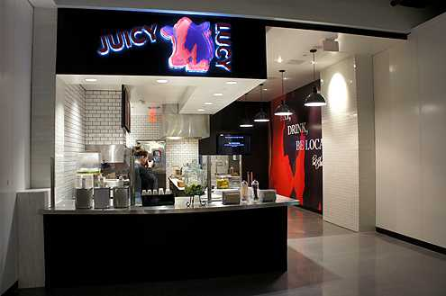 LA-based chef Paul Shoemaker launches Juicy Lucy this week serving up his delicious gourmet burgers