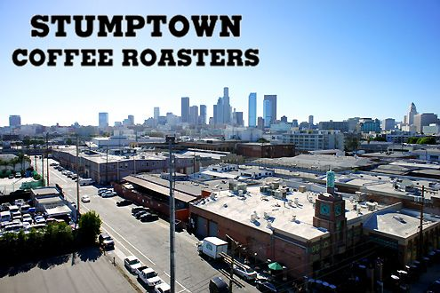 Stumptown Coffee Roasters is coming to the Arts District in Downtown LA by the end of summer