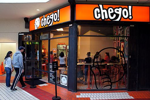 Roy Choi's Chego is now open inside the Far East Plaza in Chinatown
