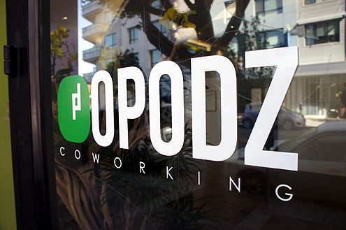 """OPodz offers desk space and bandwidth in a well-designed collaborative work environment serving Downtown LA in the Little Tokyo/Arts District"""