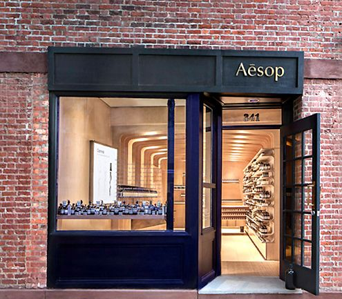 Aésop New York (Photo: Aesop)
