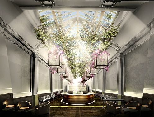 Rendering of Spring & Ivy Coming to Downtown LA