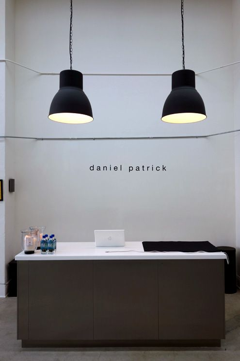 LA Designer, originally from Sydney, Daniel Patrick has opened his first flagship store near 11th/Broadway
