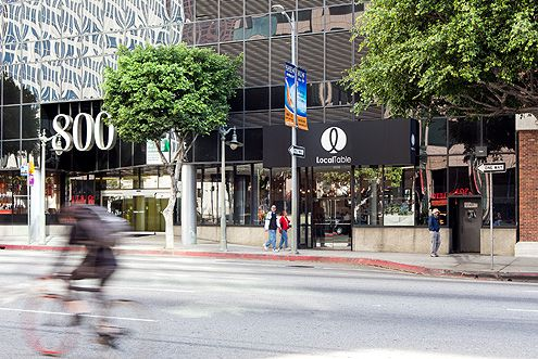 Local Table is now open at 8th/Figueroa in Downtown LA (Photo: Hunter Kerhart)