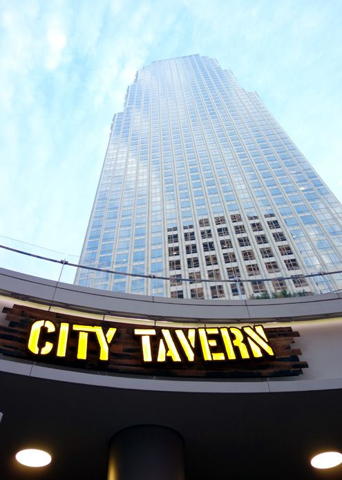 City Tavern now open in Downtown LA