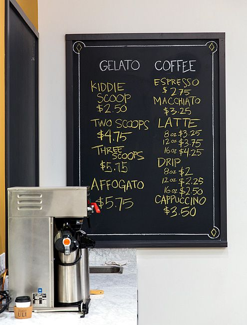 Gelato and coffee please (Photo: Hunter Kerhart)