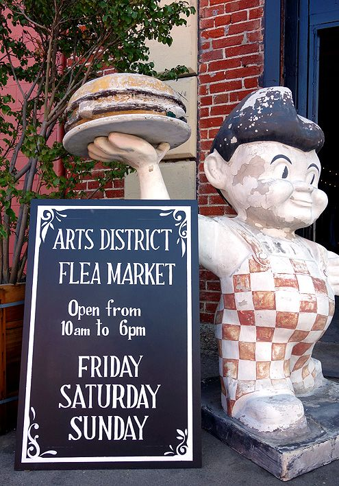 Arts District Flea is a new indoor flea market that will take place every weekend at 453 Colyton Street