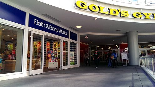 Bath & Body Works has opened their new store inside FIGat7th next to City Target