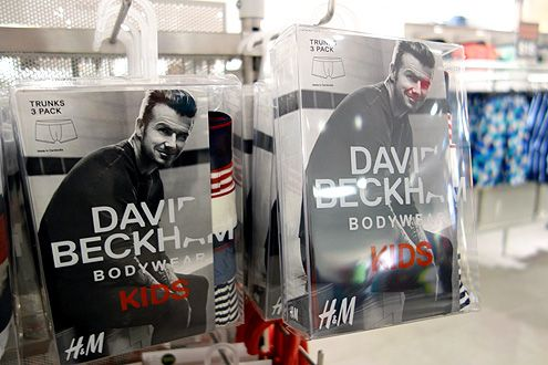 David Beckham for Kids at H&M