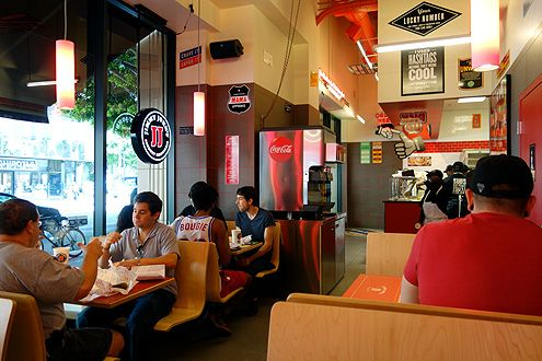 Jimmy John's has immediately become one of the go to spots for lunch in the Financial District