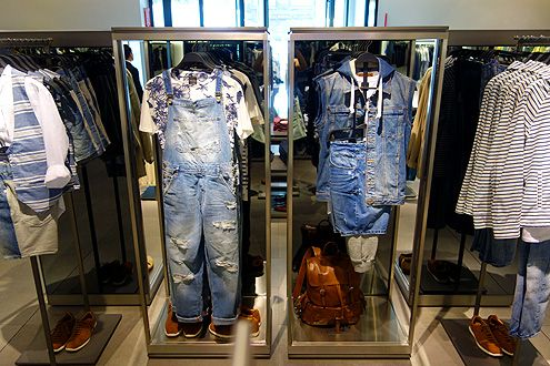 The Denim Collection