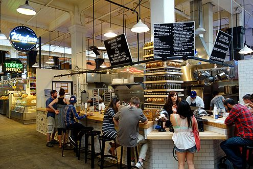 Wexler's Deli is a new-traditional Jewish deli from chef Micah Wexler