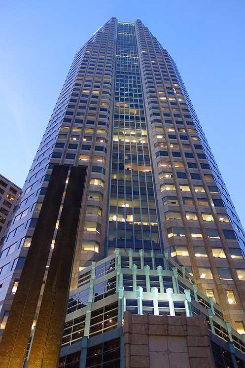 Figueroa at Wilshire is a 53-story skyscraper owned by Brookfield located in the heart of the Financial District